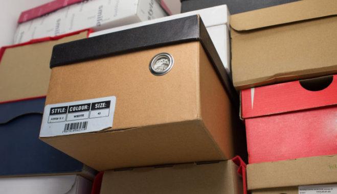 В Курской области изъяли более 300 пар контрафактной обуви