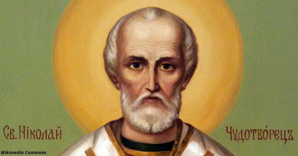 19 декабря — день святого Ни…