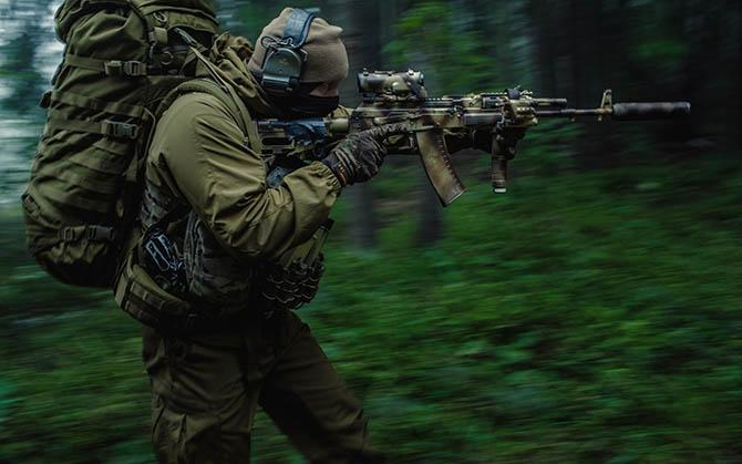 Новый АК для новой России