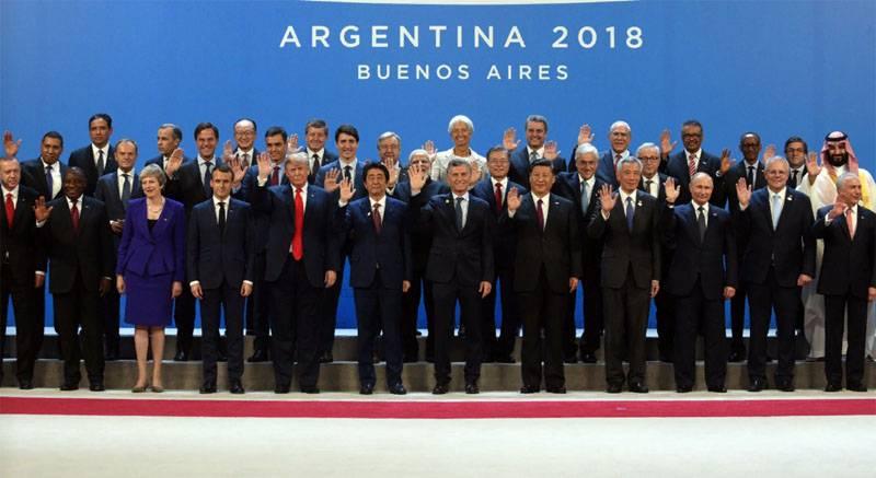G-ноль: пустой саммит