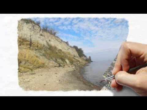 Течет река Волга ...