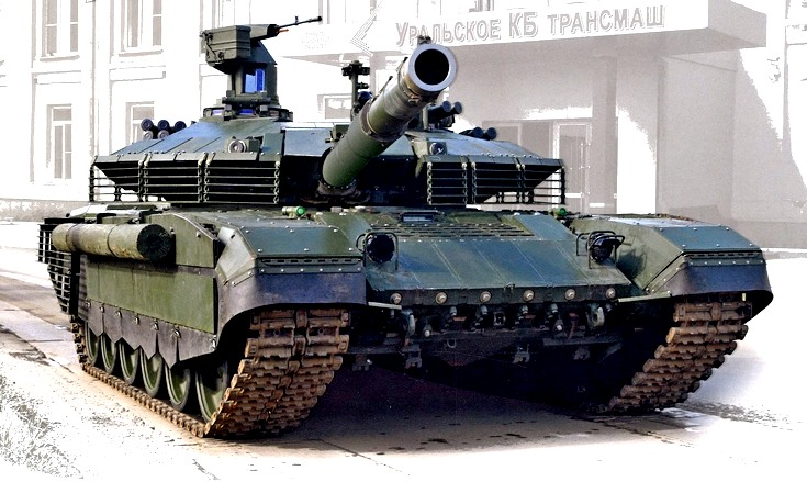 Новейший танк Т-90М «Прорыв-3» поступит в войска