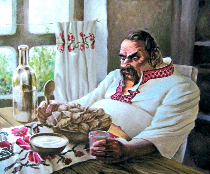 Неблагодарные украинцы