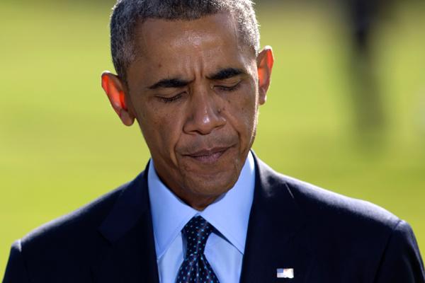 Президент США Барак Обама: У нас исключительная роль. Мы имеем право. Фото: Carolyn Kaster / AP
