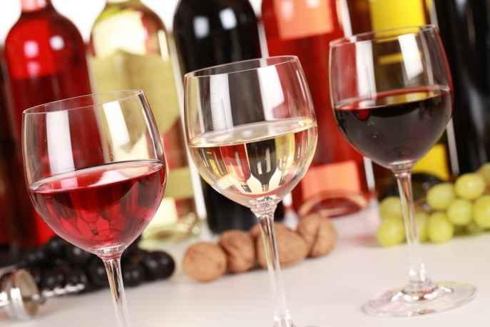 Употребление вина полезно для здоровья