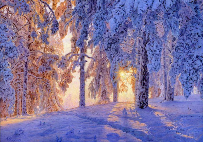 Зимние фантазии