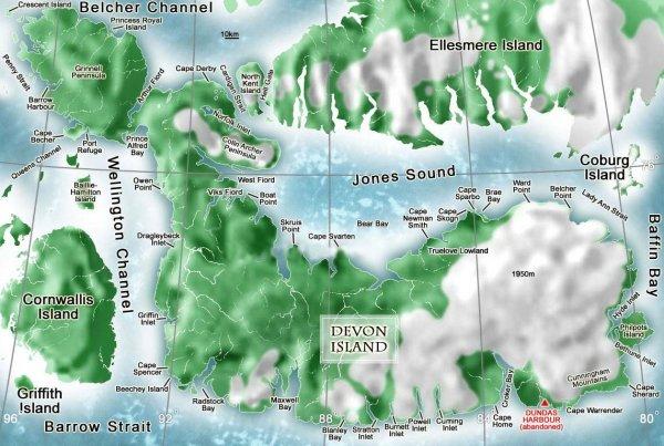Прогулка по самому большому в мире необитаемому острову