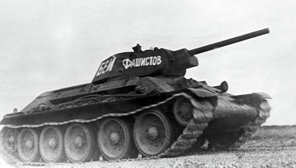 В каких странах до сих пор воюют легендарные Т-34