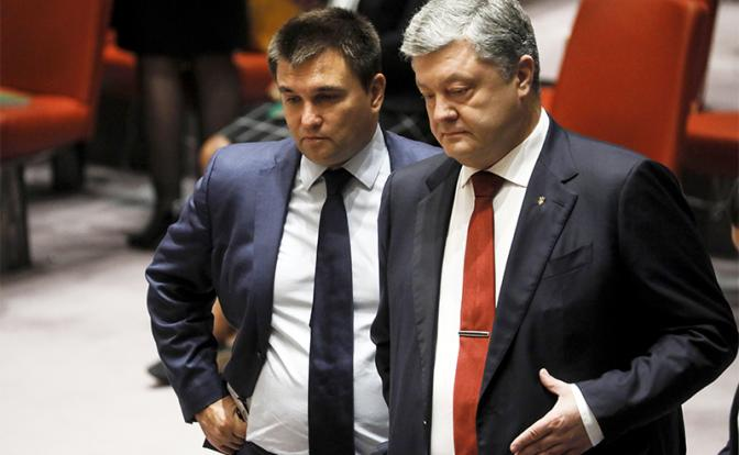 Порошенко дал понять Европе, кто у него хозяин. Почему украинский президент поменял стиль общения с партнерами из ЕС
