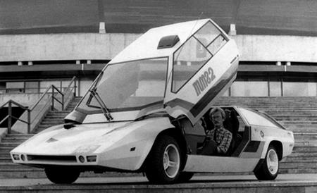 Советские авто-самоделки