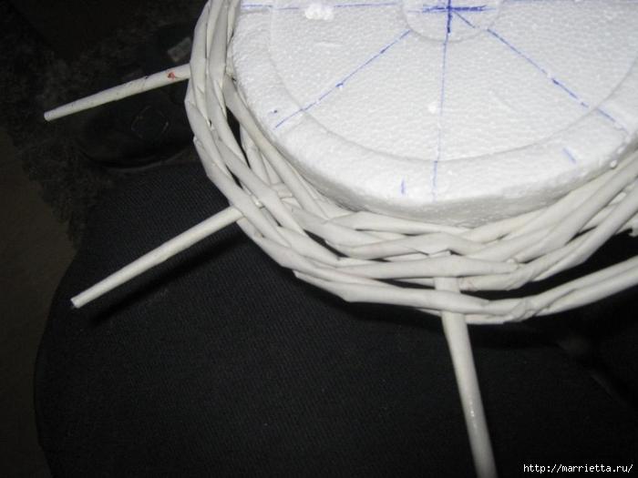плетение из газет (10) (700x525, 188Kb)