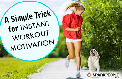 A Simple Way to Recharge Your Workout Motivation
