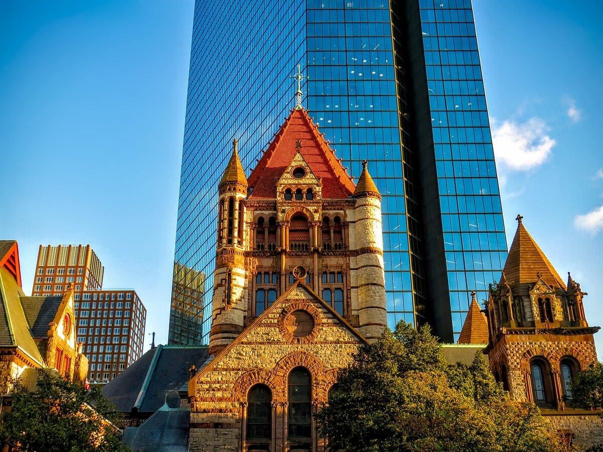 Бостон. Все о городе, места, люди, еда, фауна, поездка, связь