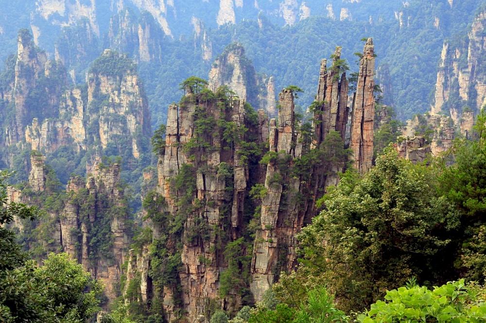 20 самых красивых национальных парков в мире, где природа чувствует себя в безопасности