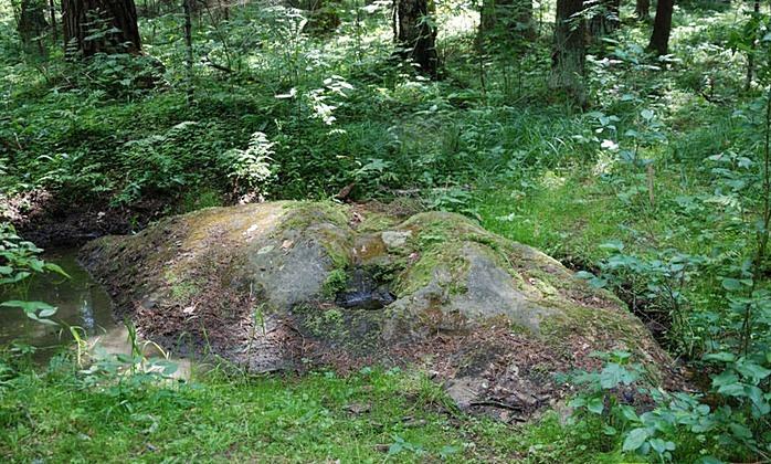 Культовые камни Велеса