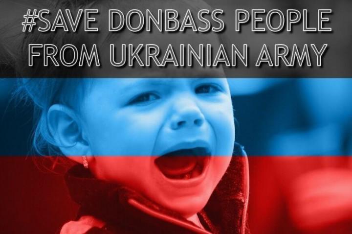 В Ростове прошла акция «Останови геноцид жителей Донбасса»