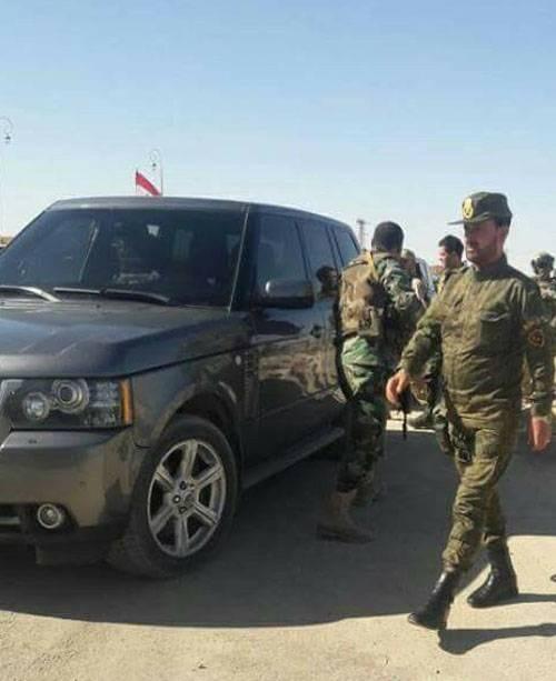 Штурмовые отряды САА генерала Сухейла подошли к Абу-Кемалю