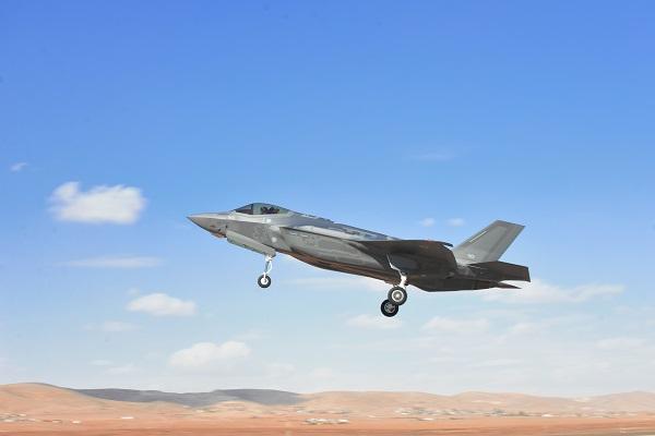 В Израиле объявлены достигшими боеготовности истребители F-35I