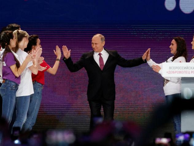 Путин определится с участием в выборах в ближайшее время