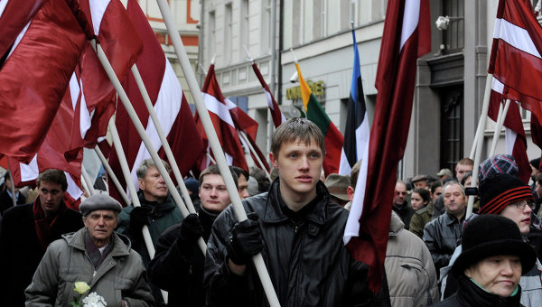 16 марта в истории Латвии.Старые и новые эсэсовцы и чуть-чуть вангования...
