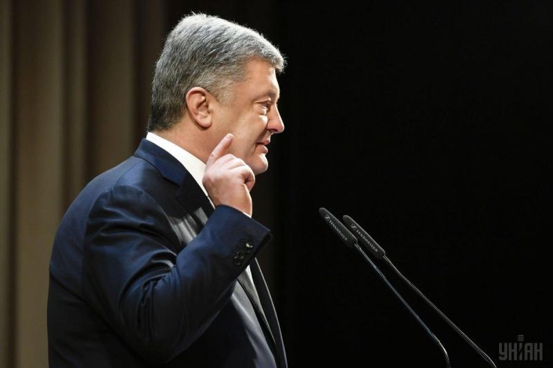 Порошенко уверен в своей победе и обещает после президентских выборов вернуть Крым и Донбасс