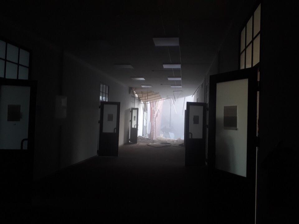 Студент ИТМО: Рухнувшая крыш…