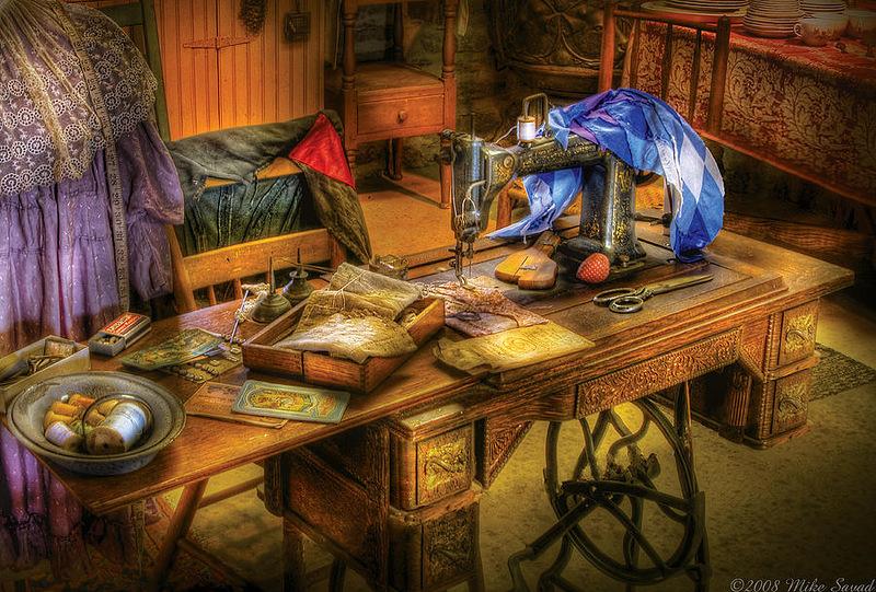 NewPix. ru - Сказочные интерьеры от фотохудожника Майка Савада