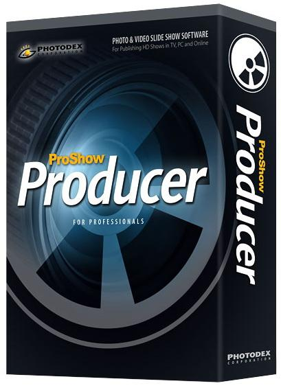 Photodex ProShow Producer 5.0.3297 RePack by KpoJIuK