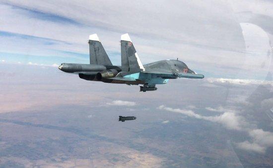 ВКС России и ВВС Турции провели совместную операцию в Сирии