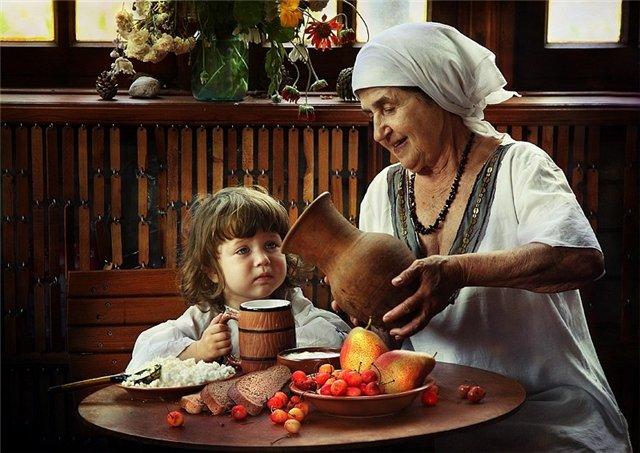 10 вещей, которые не стоит произносить хорошей бабушке