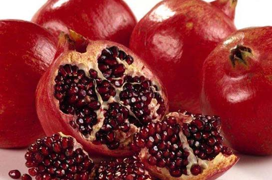 Гранат снижает чувство голода