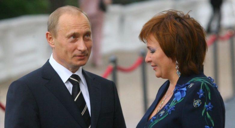 Где сейчас Людмила Путина и чем занимается в 2017