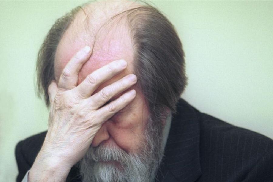 Плагиаторство Солженицына довольно занятно