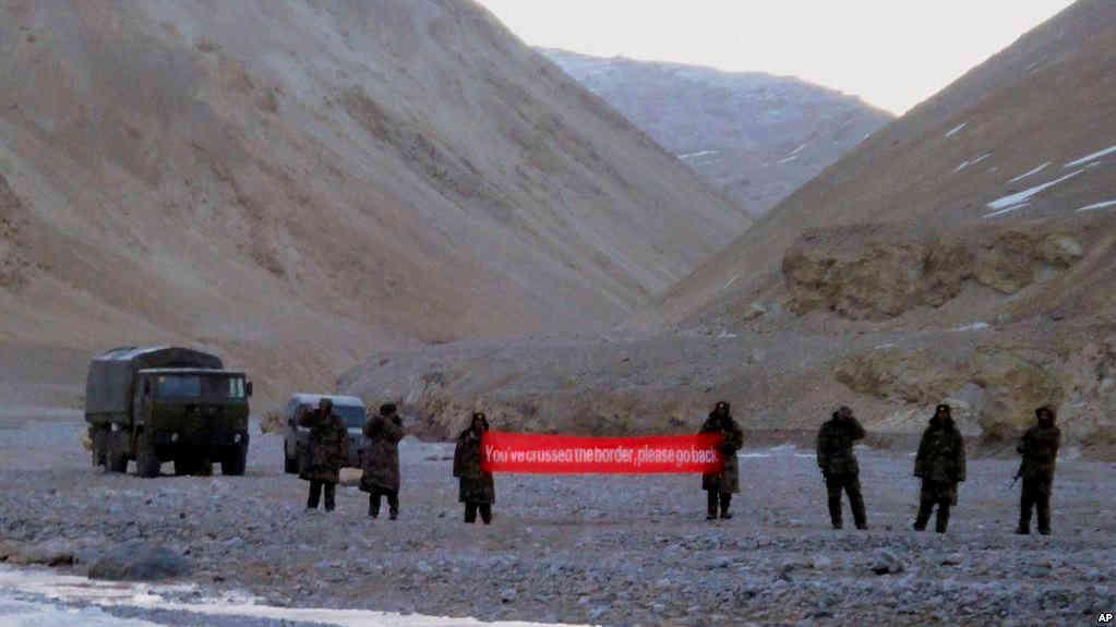Индия рассчитывает на посредничество России в конфликте с Китаем из-за плато Доклам