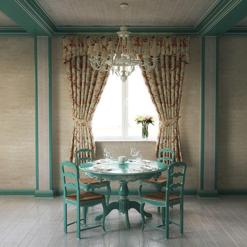 Какие шторы выбрать для кухни