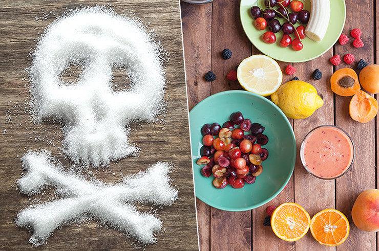 7 причин отказаться от сахара