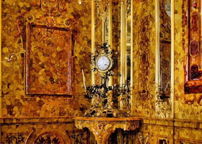 Легендарная тайна Янтарной комнаты наконец раскрыта!