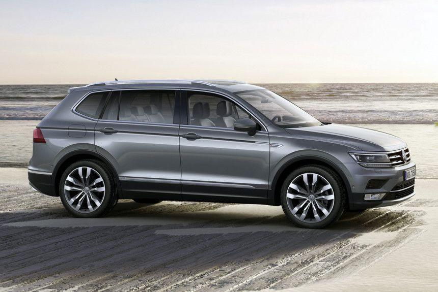 Volkswagen запатентовал семиместную новинку для России