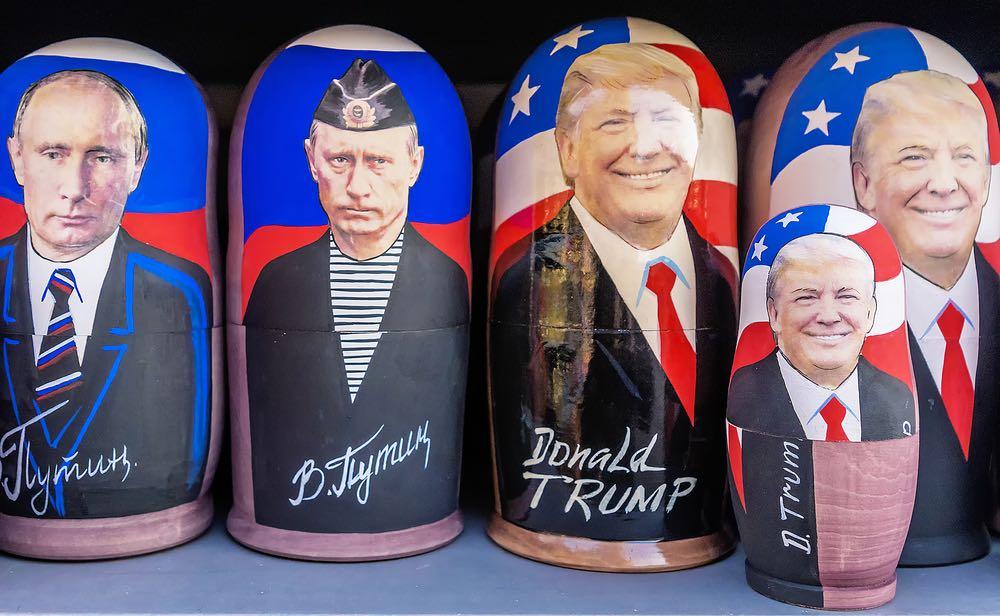 Руины США: «Путин выиграл Третью Мировую войну»