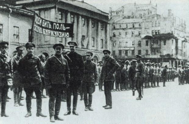 Новая Польша от моря до моря и война с большевиками