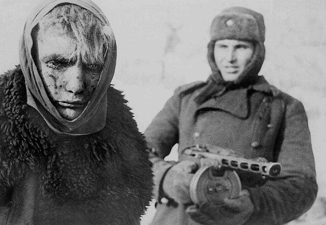 Что говорили о русских бойцах их противники в войнах