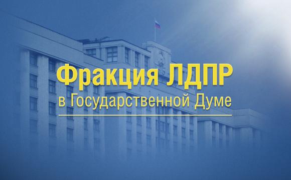 Лидер ЛДПР: для борьбы с суррогатами нужны решительные меры