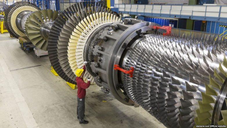 Стала известна схема поставок турбин Siemens в Крым