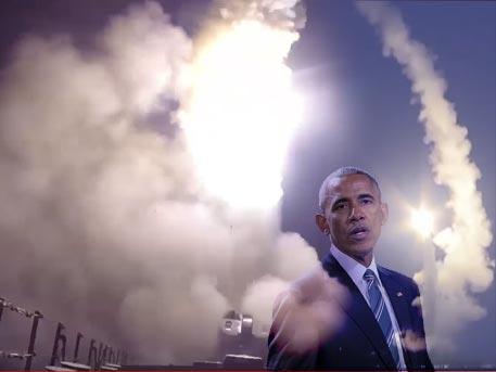 Вот что «Калибры» животворящие делают: Обама испугался российского флота