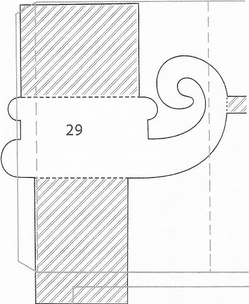 Как сделать сани из бумаги своими руками