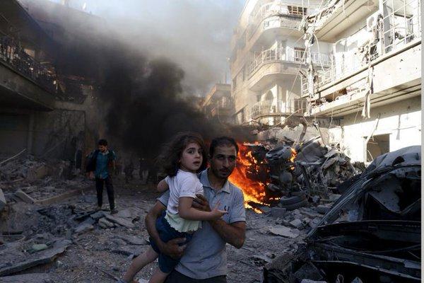CNN: за возвращение покоя сирийцы благодарят только Москву