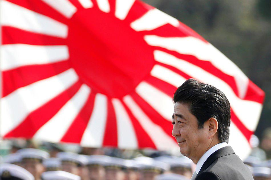 Абэ ломает скрепы
