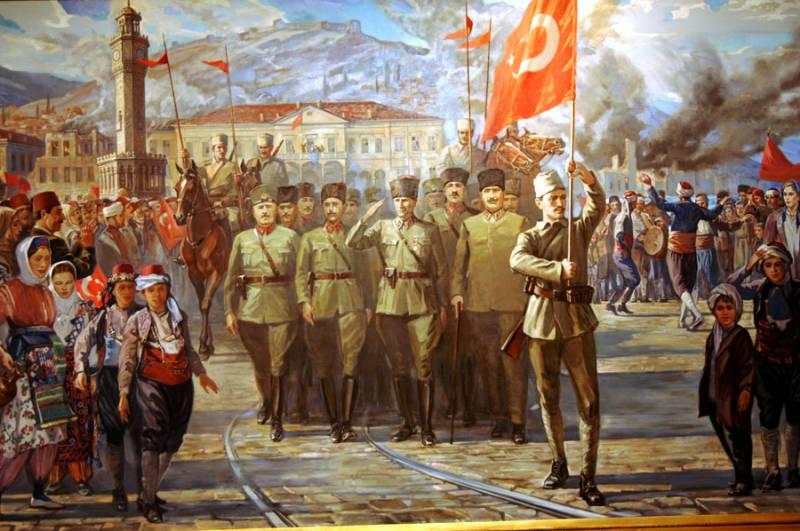 Турция - для турок