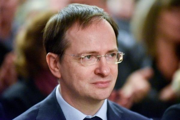 Мединский прокомментировал инициативу назвать омский аэропорт в честь Летова
