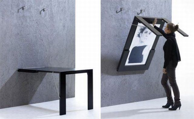 Мебель для экономии пространства